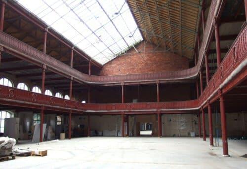 Alf Cooke Print Hall