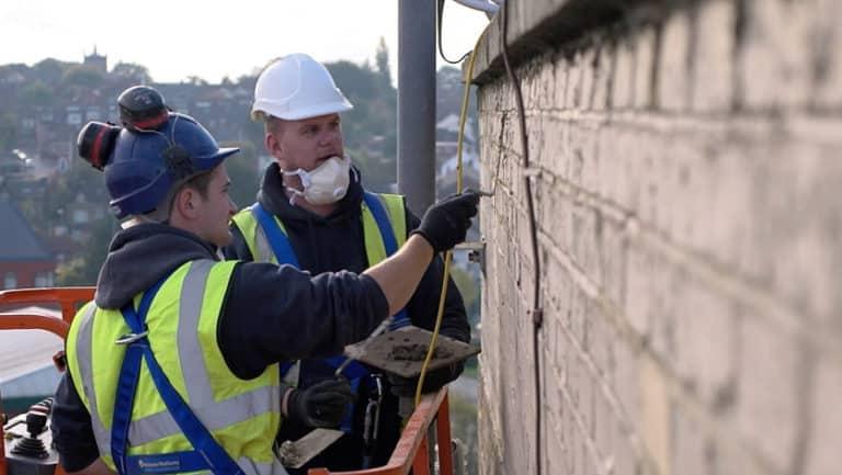 Wall Tie Technicians